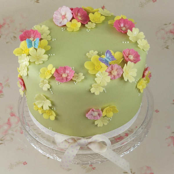 Fleur Collection - Blossom Sugar Art cake_decorating_mold craft_mold icing_flowers