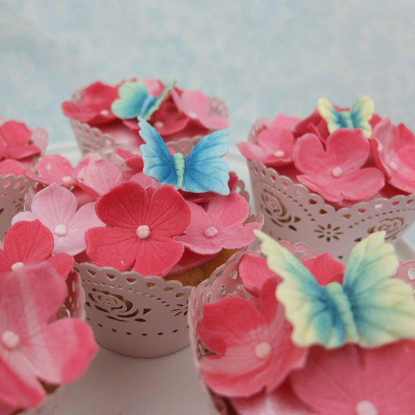 Hydrangea Multi Set - Blossom Sugar Art cake_decorating_mold craft_mold icing_flowers