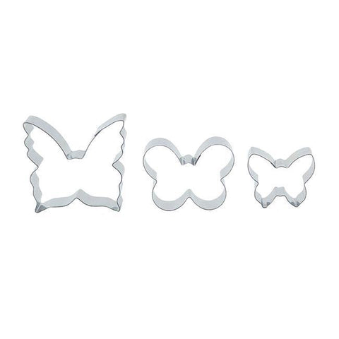 Set of Butterfly Cutters - Blossom Sugar Art cake_decorating_mold craft_mold icing_flowers