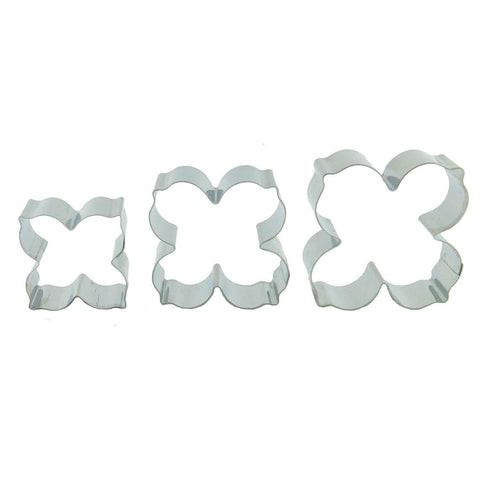 Set of Hydrangea Cutters - Blossom Sugar Art cake_decorating_mold craft_mold icing_flowers
