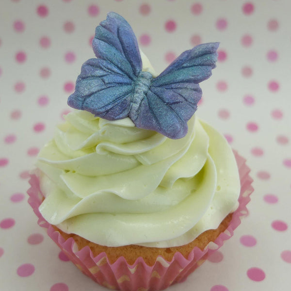 Elegant Butterfly Cutter & Mould Set - Blossom Sugar Art cake_decorating_mold craft_mold icing_flowers