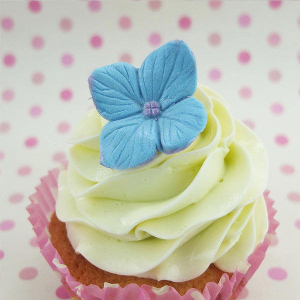 Hydrangea Cutter & Mould Set - Blossom Sugar Art cake_decorating_mold craft_mold icing_flowers