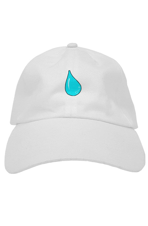 DRIP EMBROIDERED DAD HAT - dripeight