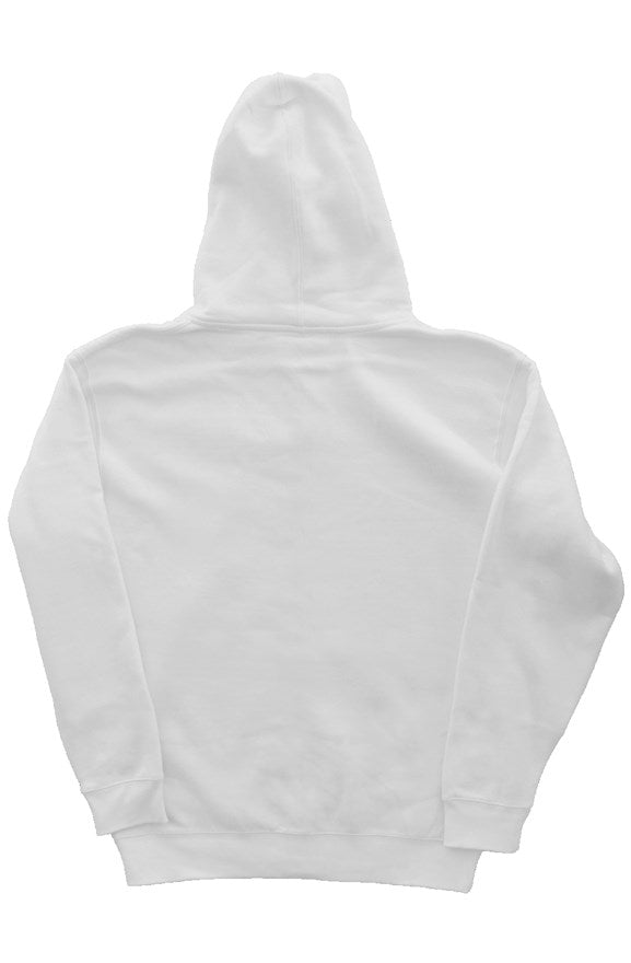 LUXURY CONCEIVED IN NYC HOODIE WHITE