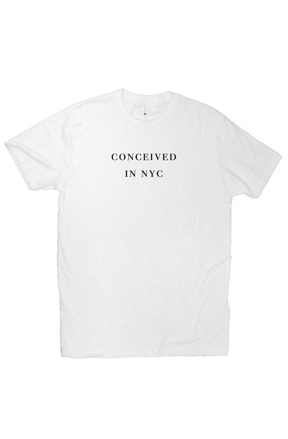 CONCEIVED IN NYC LUXURY WHITE