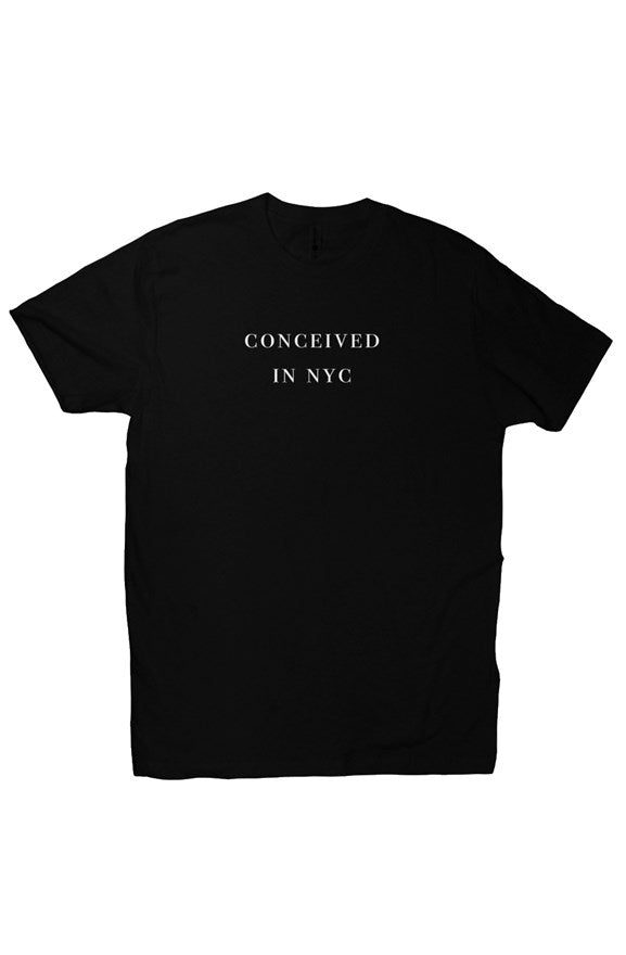 CONCEIVED IN NYC LUXURY BLACK