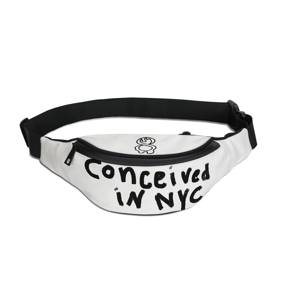 CONCEIVED IN NYC FANNY PACK - dripeight