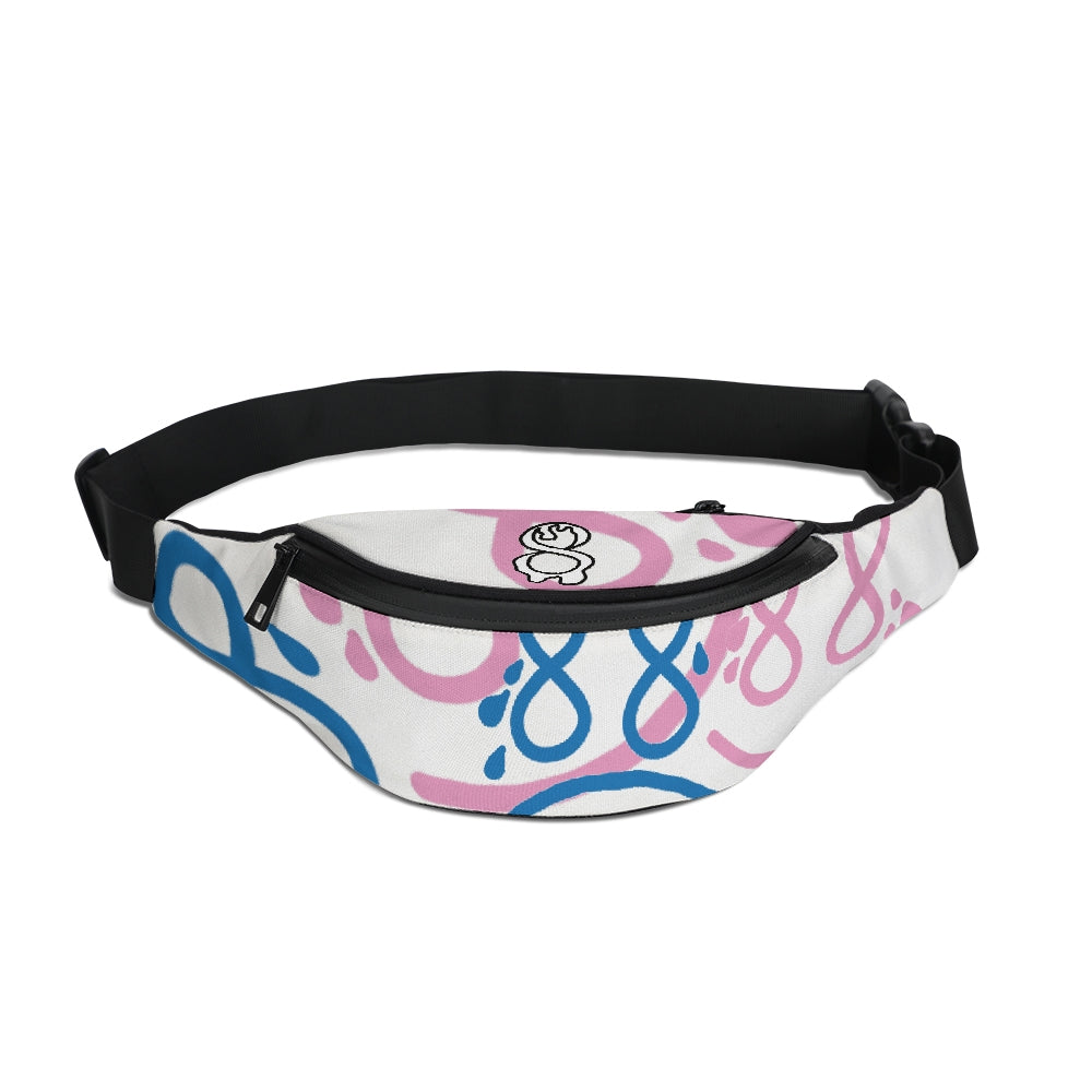 CRYING 8 FANNY PACK - dripeight