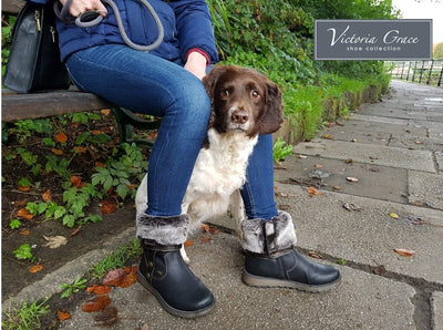 Boots perfect for walkies