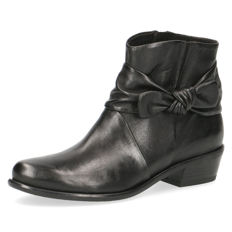 Caprice, Jessica, black ankle boot