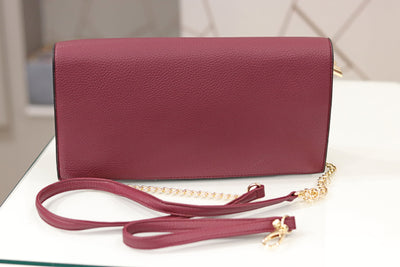 Accessories | Jessica Wine Bag