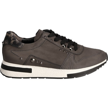 Paul Green, Iron/Taupe, grey casual trainer