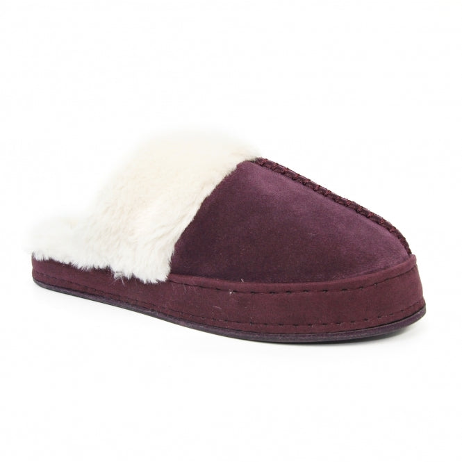 Lunar, Dream slipper, Plum