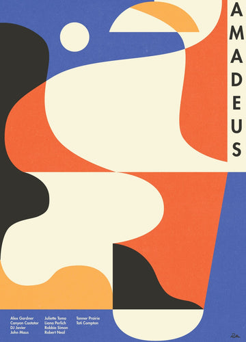 Amadeus Magazine Issue 13 *ON SALE