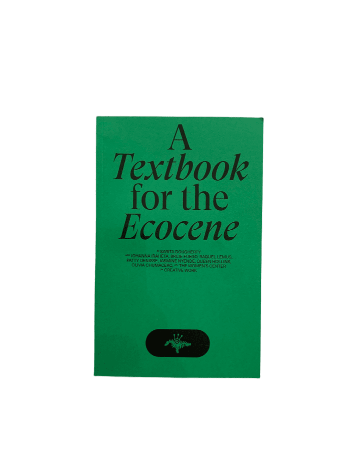 A Textbook for the Ecocene