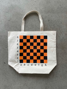 Casual Chess Club Tote