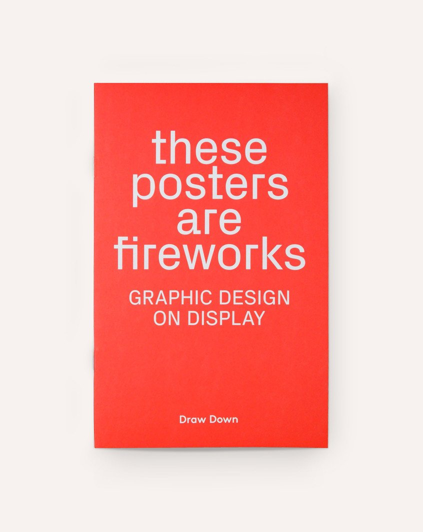 These Posters are Fireworks