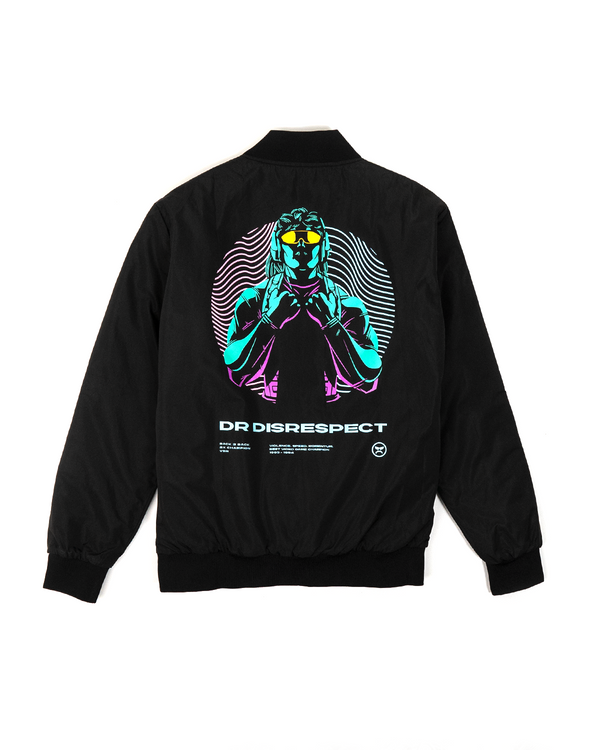 Carbon - Bomber Jacket