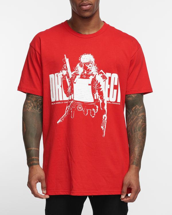 Divine Being - Red Tee