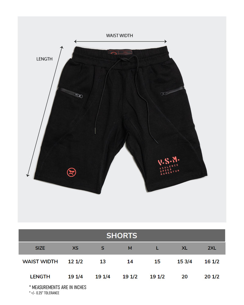 VSM Performance Shorts