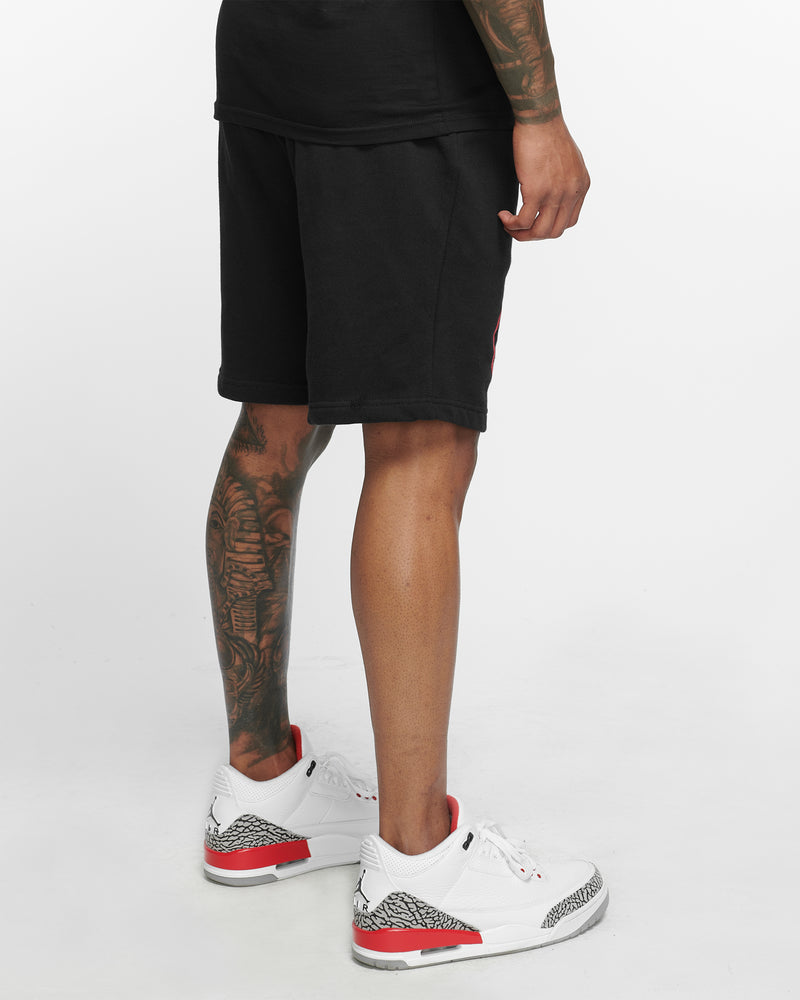 Icon - Black Shorts