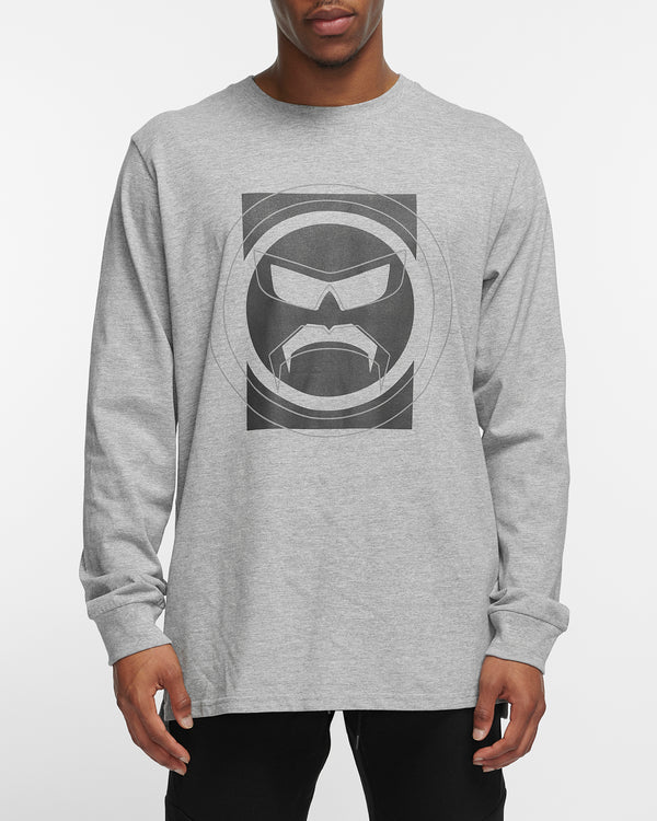 Pulse - Grey Long Sleeve