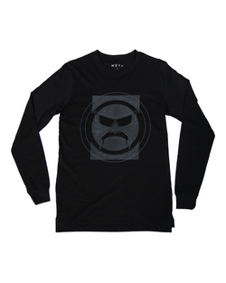 Pulse - Black Long Sleeve