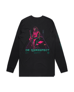 Trinity - Black Long Sleeve