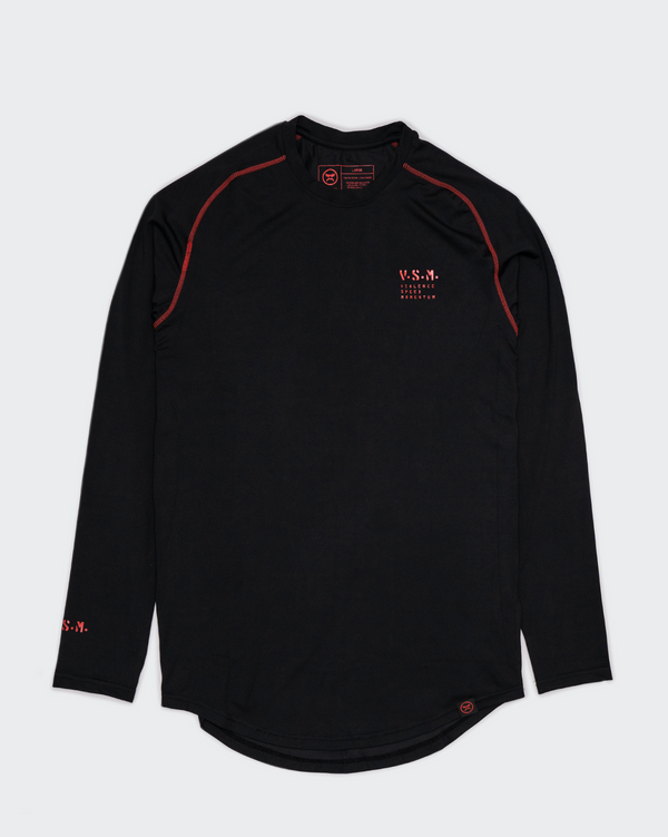 VSM Athletic LS - Black