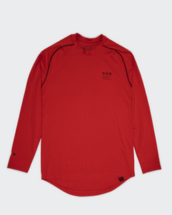 VSM Athletic LS - Red