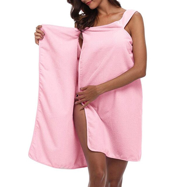 Microfiber Beach Towel Wearable