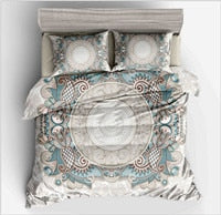 Winter Thick  Pure Color Bedding Set - HeadlineBedding