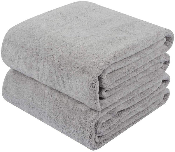 Microfiber Bath Towels  Absorbent Shower Towel