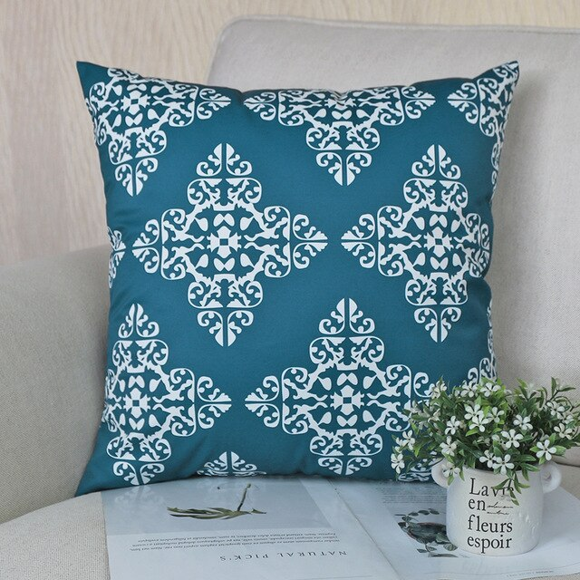 Thicken Waterproof Pillow Cover Decor Pillow Cases - HeadlineBedding