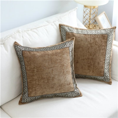 Soft Velvet Cushion Cover Pillow Cover - HeadlineBedding