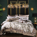 Luxury Brocade Bedding Set