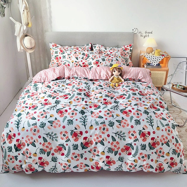 Home Textile Duvet cover set classic bedclothes - HeadlineBedding