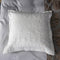 Grey White Bed Sheet Pillowcase Duvet Cover Set Luxury 60S Egyptian Cotton Bedding Set
