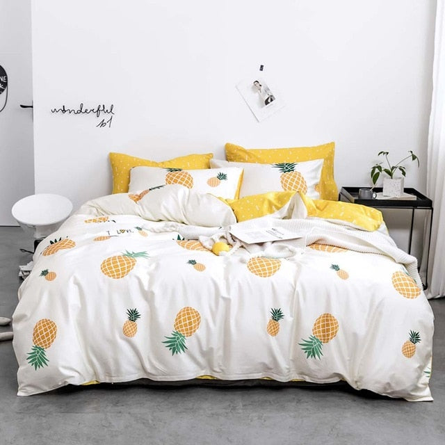 Cotton Bedding Set   Linen