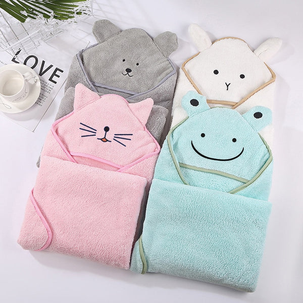 Child Towel Popular Cute Cartoon