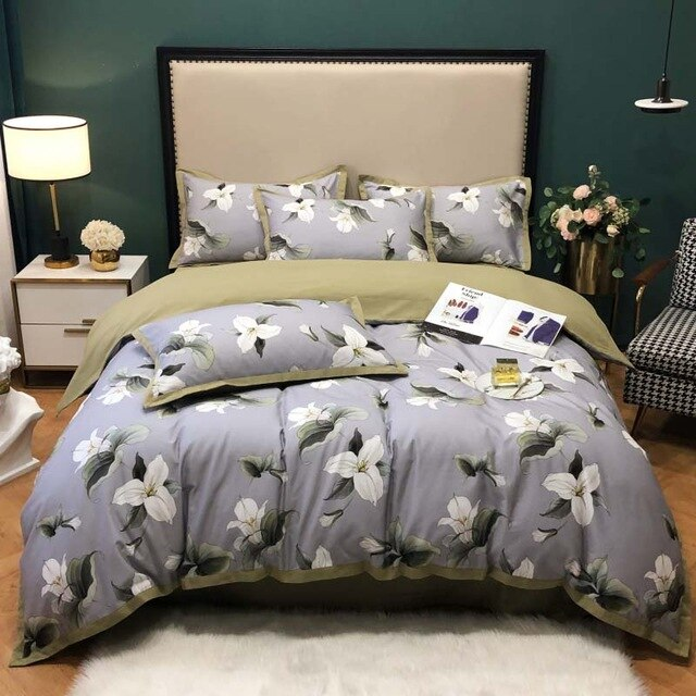 Digital printing luxury Bedding set - HeadlineBedding