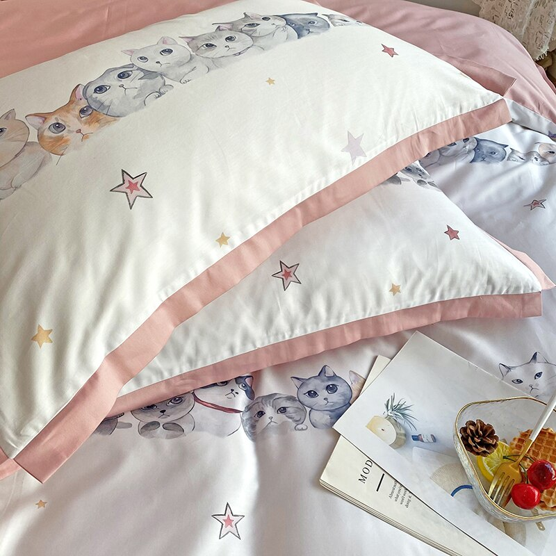 Cotton Bedding Sets