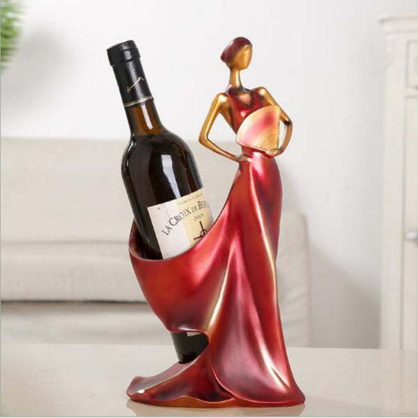 Wine Bottle Display Stand Wine Rack Home/living Room/hotel/table Decoration