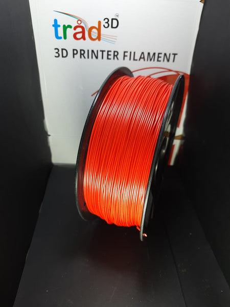 Trad3D Printing Filament ABS Red