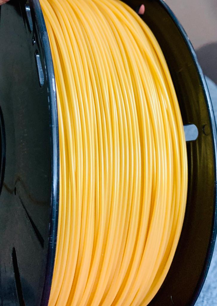 Tråd3D 3D Printer Filament PLA+ 1.75mm - Metallic - filamently