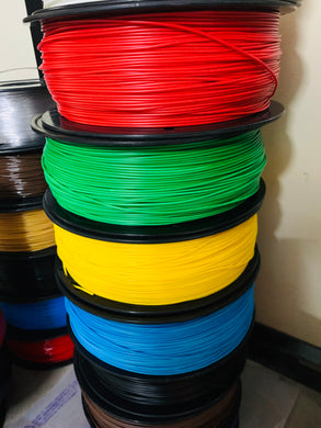 Tråd3D 1.75mm PLA 3D Printer Filament  for UPGRADED Creality Ender 3 DIY 3D Printer with Resume function - filamently