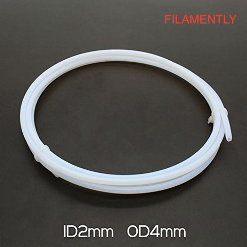 PTFE Tube - OD 4 mm-ID 2 mm- Ender 3