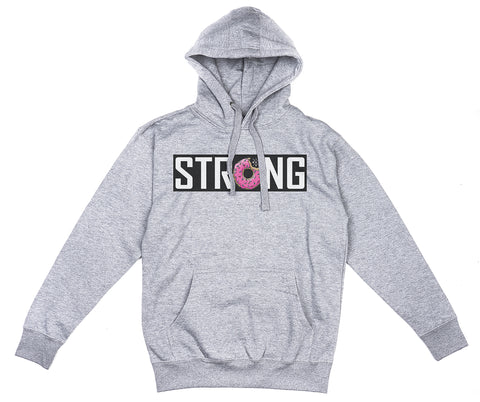 Donut strong hoodie