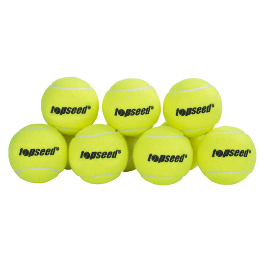 What is a pressure-less tennis ball