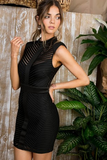 LBD Accelerated Mini Dress
